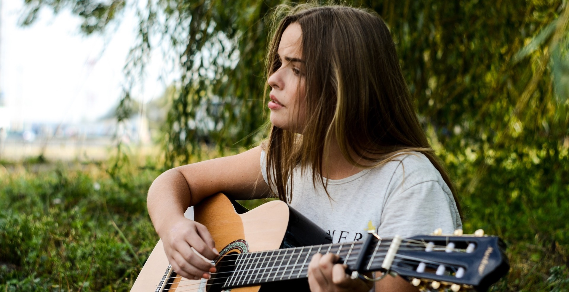 Inspired guitar